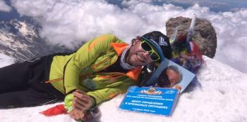 Nico Valsesia: From Zero to Elbrus