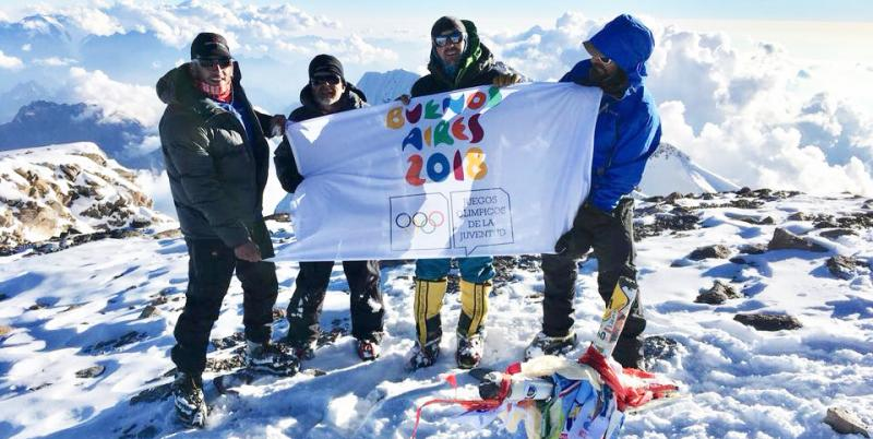 Summit Aconcagua 2018: Objetivo logrado