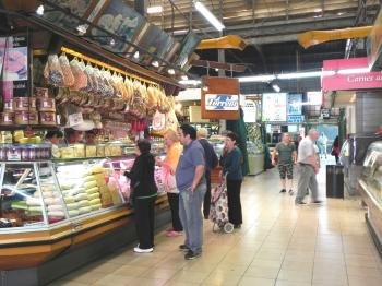 Mercado Central: Imperdible paseo de compras